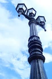 Houston Victorian Lamp Posts