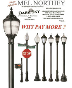 Light Posts Outdoor For Sale Houston texas