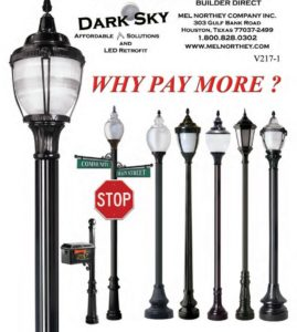 The best houston Cast Aluminum Lamp Posts