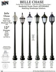 Houston Decorative Street Lighting Supplier